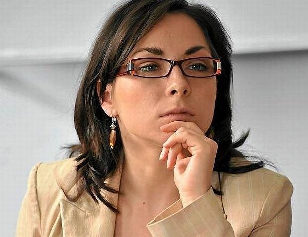 Katarzyna Szymielewicz, prezeska Fundacji Panoptykon