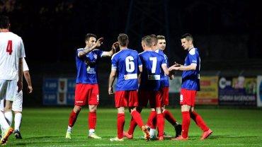 Odra Opole pokonała w Bielsko-Białej Rekord 2:0