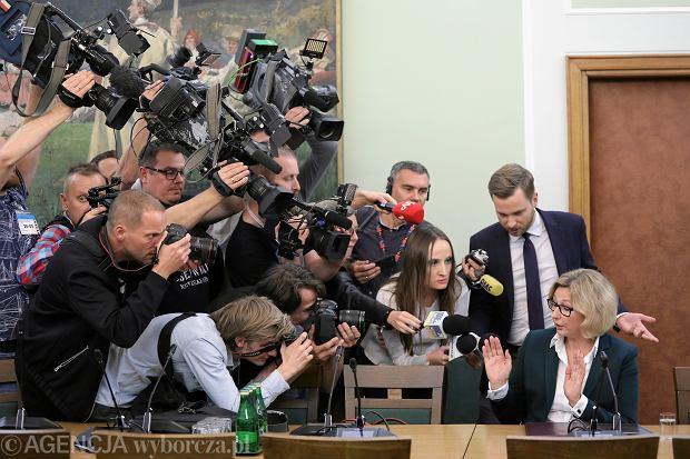 Małgorzata Motylow wiceprezesem NIK