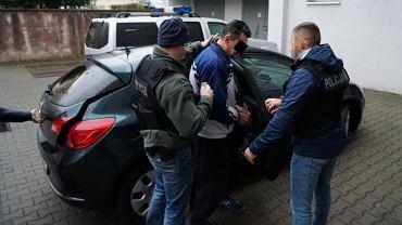 'Jurgen' w rękach policji