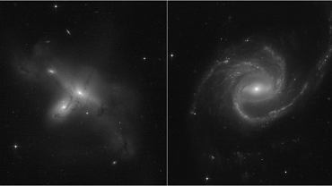 Udało się. Kosmiczny Teleskop Hubble'a znów działa. NASA pokazuje pierwsze zdjęcia