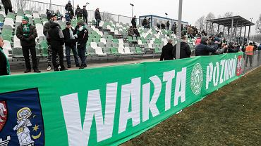 Warta Poznań - Puszcza Niepołomice 2:0