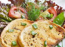 Grillowany ziołowy chlebek - ugotuj