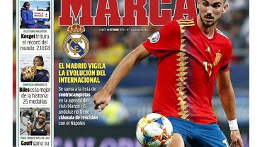 Fabian Ruiz na celowniku Realu Madryt