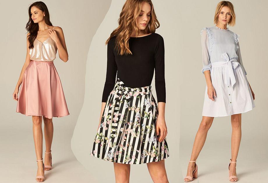 Spódnice z kolekcji Mohito które fasony nosić tej wiosny?