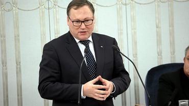 Grzegorz Bierecki o pobiciu Kwaśniaka
