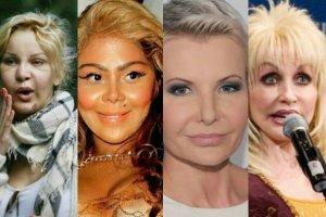 Alicia Douvall, Lil Kim, Joanna Racewicz, Dolly Parton