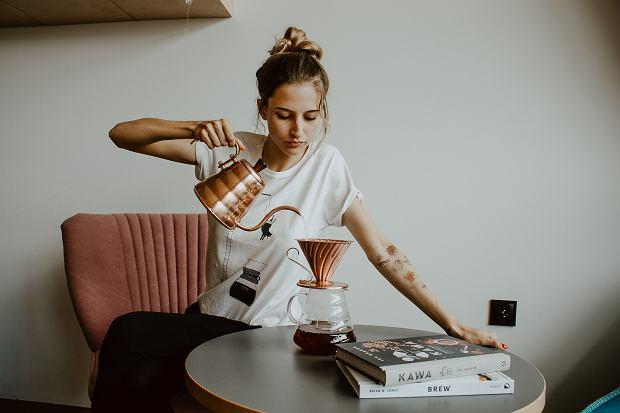 Kawa parzona w dripie