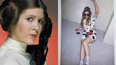 Carrie Fisher, Billie Catherine Lourd