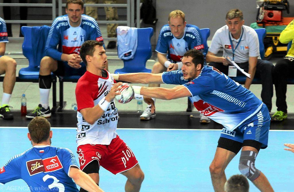 Liga Mistrzów, piłka ręczna. Orlen Wisła Płock - SG Flensburg-Handewitt