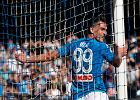 Arkadiusz Milik może odetchnąć. Edinson Cavani i Karim Benzema nie dla Napoli - mówi Aurelio De Laurentiis