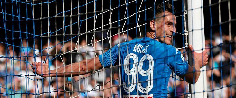 ''France Football'': Arkadiusz Milik może zmienić klub już zimą