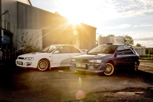 Classicauto | Subaru Impreza | Legenda rajdów