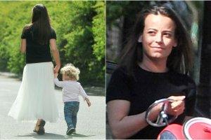 Anna Mucha wybrała się na spacer z synem, 2,5-letnim już Teodorem, co uwiecznił na zdjęciach paparazzo. Ten chłopiec to prawdziwy aniołek. Zobaczcie, jak razem wyglądali.