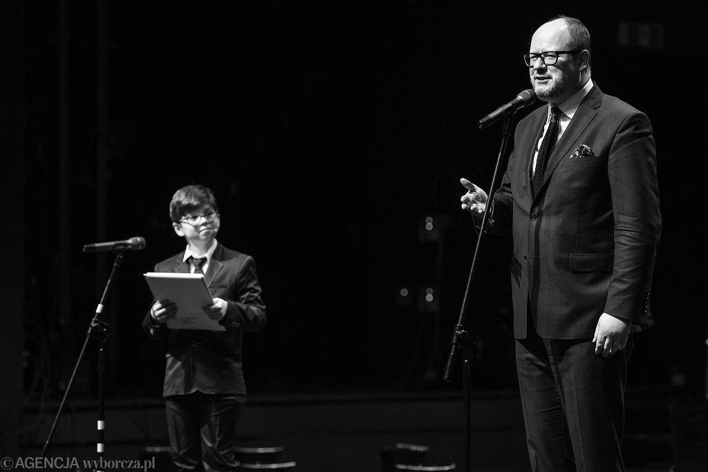 Gala wręczenia nagrody Europejskiego Poety Wolności 2018.