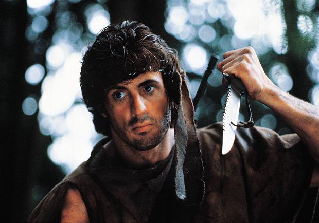 Program TV: 'Rambo: Pierwsza krew'