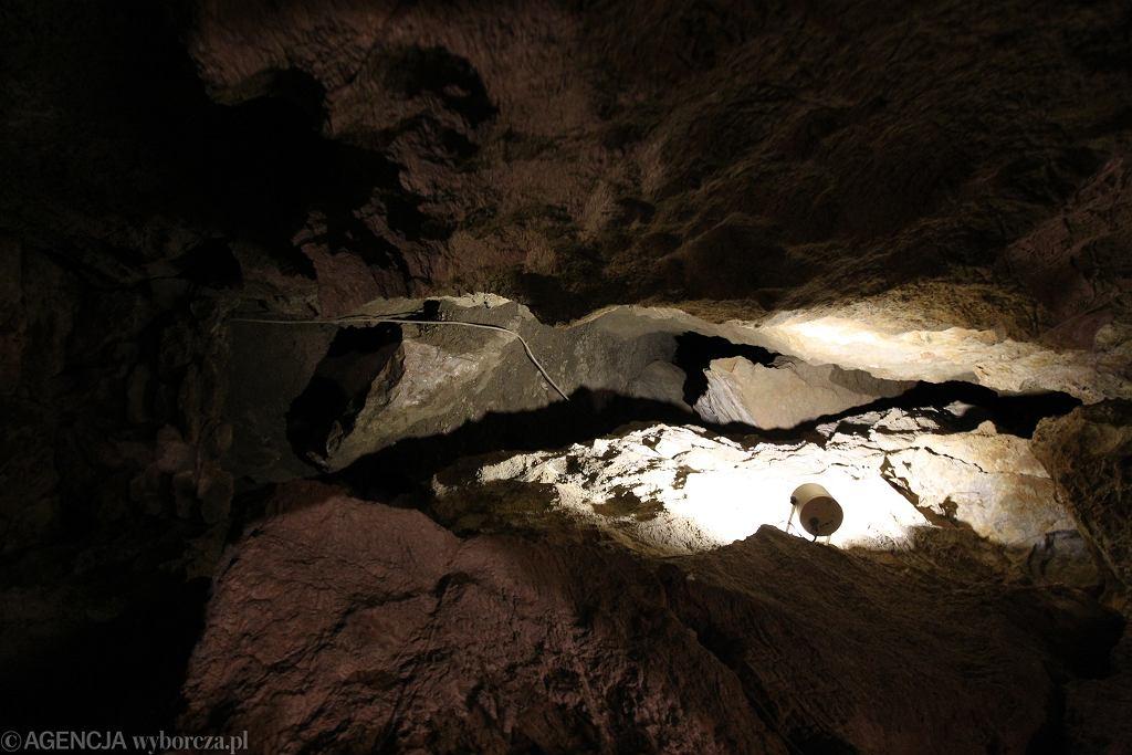 Jaskinia. Zdjęcie ilustracyjne