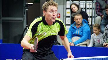 Jörgen Persson w hali CRS