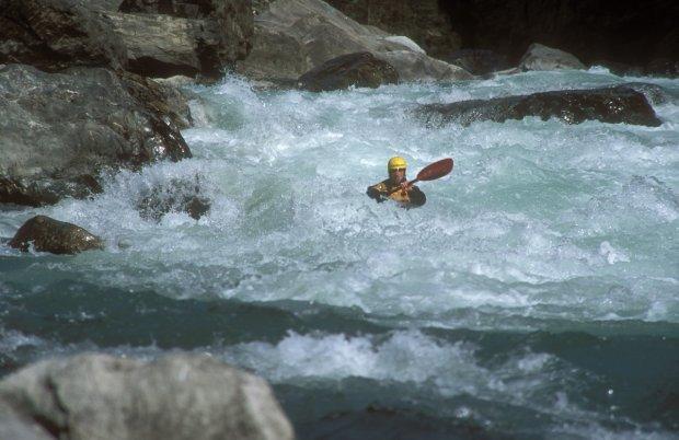 Powrót w Himalaje - wyprawa ''Bystrza'' w 2003 roku fot. archiwum prywatne ''Bystrza''