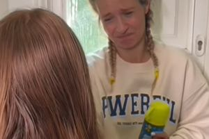"""Joanna Koroniewska radośnie wyprawia dzieci do szkoły. Jej mąż poszedł krok dalej. Fani: """"Dowbor przesadził"""""""