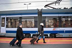 Dlaczego nie da się kupić biletu na pociąg na święta?