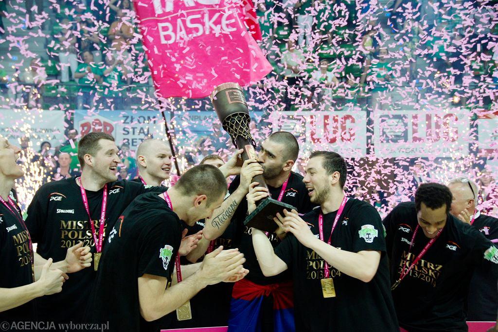 Finał ekstraklasy koszykówki, Stelmet Zielona Góra - Turów Zgorzelec