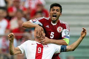 Euro 2016. Polska - Gruzja 4:0. Jeden z najszybszych hat tricków w historii