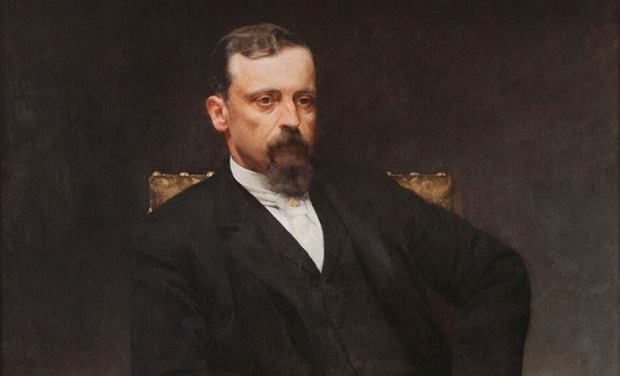 Henryk Sienkiewicz - portret Kazimierza Pochwalskiego