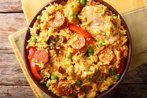 Paella z kurczakiem - prawdziwa rozkosz na patelni!