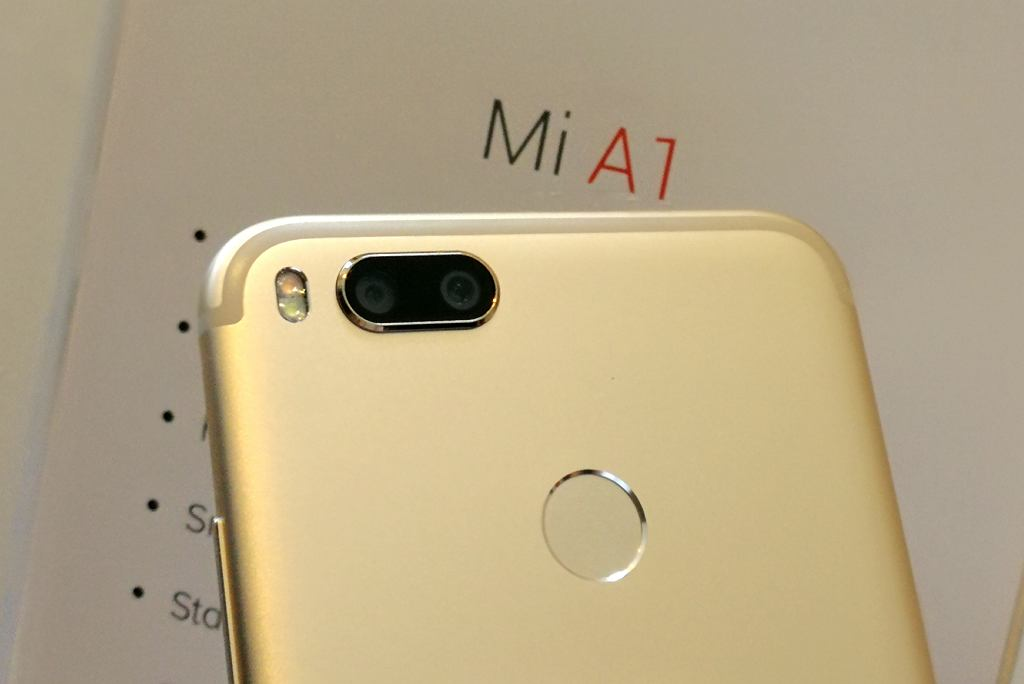 Xiaomi Mi A1 z Android One