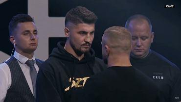 Don Kasjo i Marcin Wrzosek zawalczą na Fame MMA 12