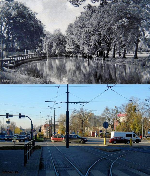 Zdjęcie numer 27 w galerii - Bydgoszcz wczoraj i dziś. Te same miejsca sfotografowane po latach