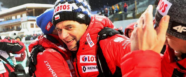 Polska pod wodzą Stefana Horngachera była najlepszą ekipą na świecie. Niesamowite sukcesy