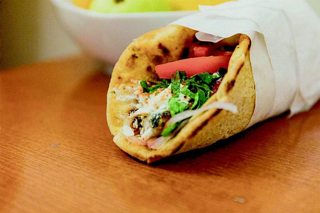 Suvlaki, czyli grecka odpowiedź na kebab