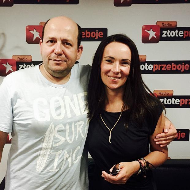 Wojtek Babiarczyk i Kasia Kowalska
