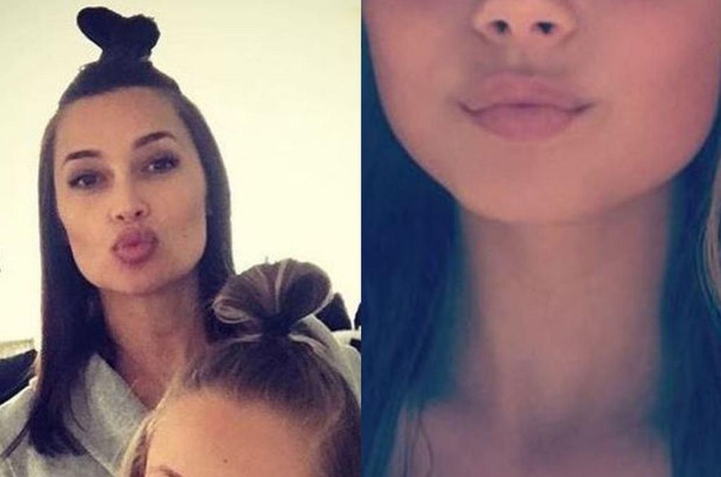 Mia Chanel, córka Magdy Modrej