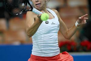 Magda Linette: Rywalka zaskoczyła mnie na początku meczu