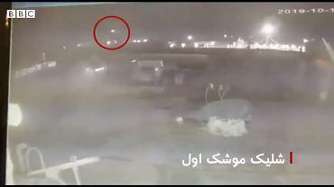 NYT: nagranie z katastrofy lotniczej w Iranie