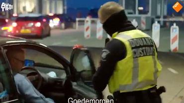 Strażnicy na granicy Holenderskiej