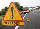 """Krajowa """"siódemka"""" to najniebezpieczniejsza droga w Polsce"""