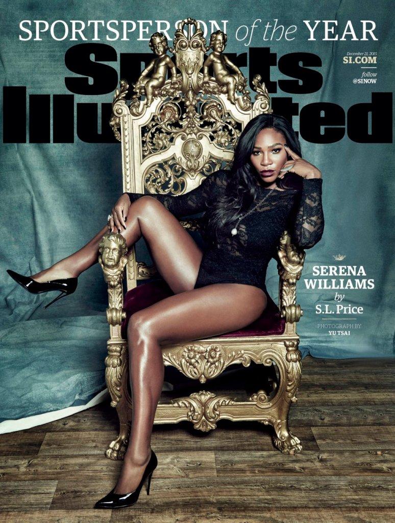 Serena Williams na okładce Sports Illustrated