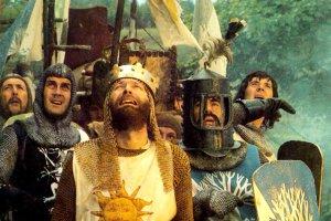 """3 kwietnia. """"Monty Python i Święty Graal"""" w kinach. Film sfinansowali muzycy Pink Floyd i Led Zeppelin [KALENDARIUM]"""