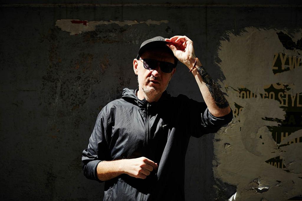 Kostas Georgakopoulos, kurator sceny muzycznej na festiwalu T-Mobile Nowe Horyzonty / Bartek Barczyk