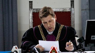 Sędzia Piotr Schab