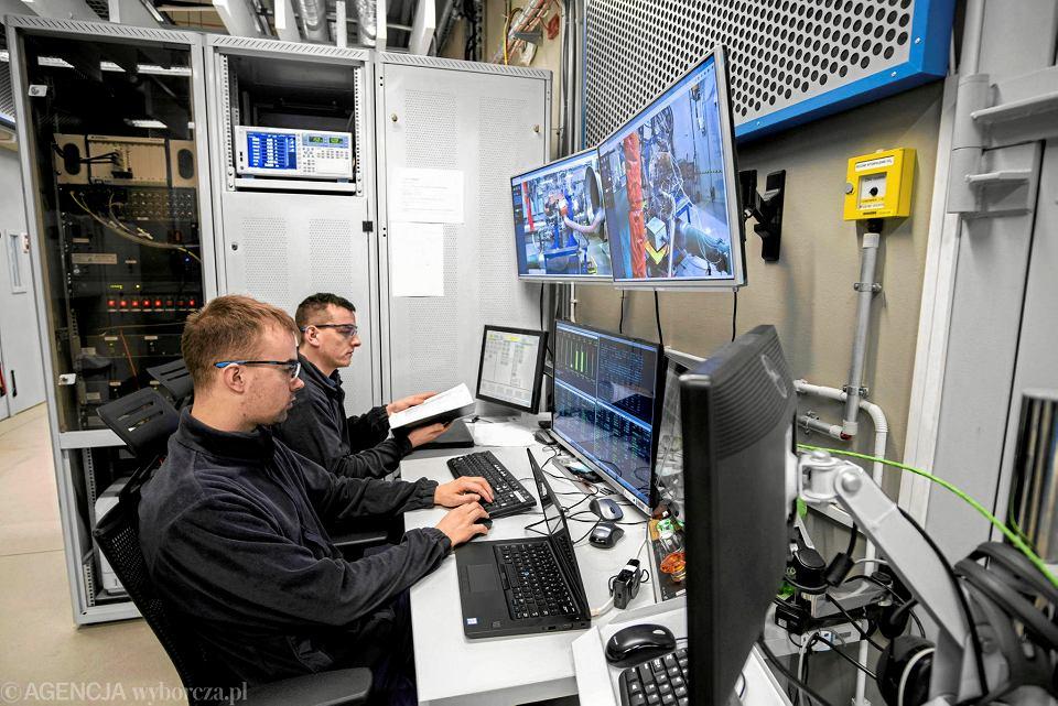 Hamownia silników Pratt&Whitney Rzeszów Aero Power