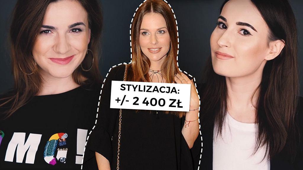 Dress for Less: Stylizacja Pauliny Sykut