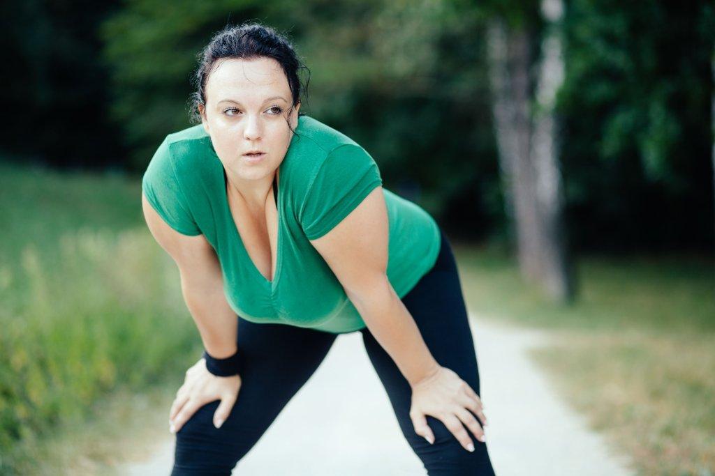 Bieganie z nadwagą