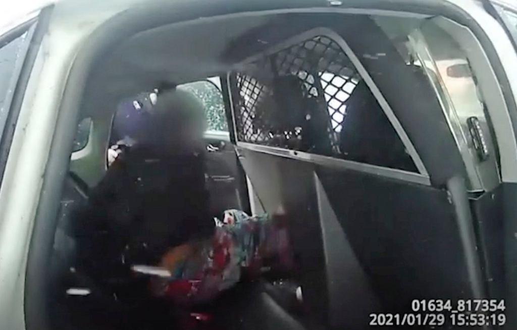 Rochester. Policja użyła gazu wobec 9-latki