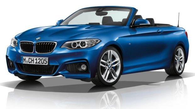 BMW serii 2 Cabrio M Sport