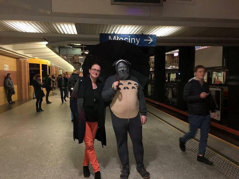 Dress code w metrze